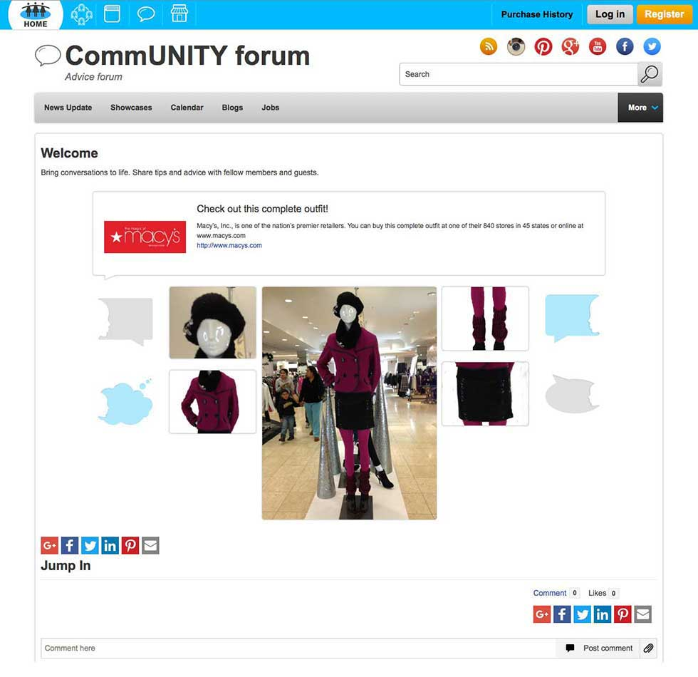WomensSuite Community Forum